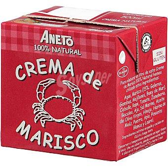 ANETO crema de marisco envase 500 ml