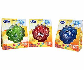 BABY Animales de Colores para baño con luz 1 Unidad