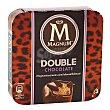 Double helado con doble cobertura de chocolate 3 x 88 g  Frigo Magnum