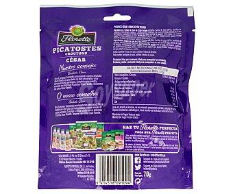 Florette Picatostes de pan de trigo para ensaldas 70 gramos