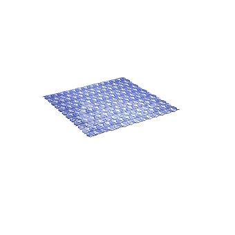 Antideslizante de ducha de 54CM Azul 1 ud