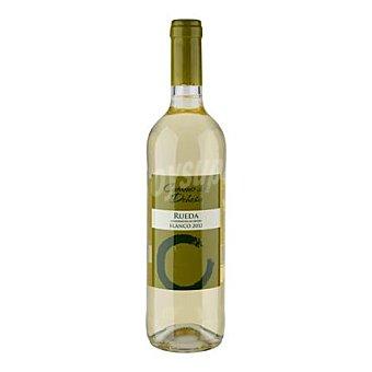 Camino de la Dehesa Vino D.O. Rueda blanco viura/verdejo - Exclusivo Carrefour 75 cl