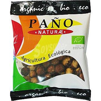 PAÑO NATURAE Avellanas tostadas ecologicas envase 90 g