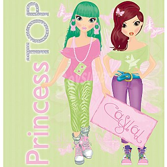 Princess Top Nº 4 Casual 1 Unidad