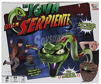 IMC Juego de Mesa Infantil La Joya de la Serpiente, 1 o más Jugadores 1 Unidad