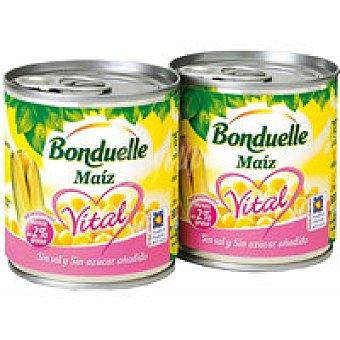 Bonduelle Maíz Vital Pack 2x140 g