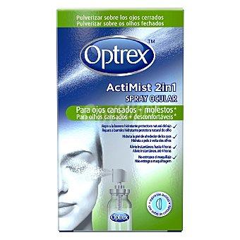 Optrex Spray ocular actimist 2 en 1 10 ml