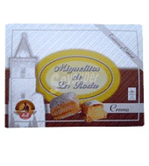 DE LA RODA RUÍZ Miguelitos de crema 12 x50 g
