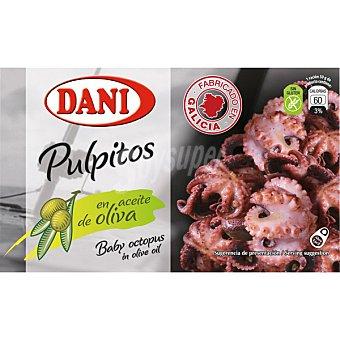 Dani Pulpito en aceite de oliva Lata 60 g