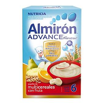 Almirón Nutricia Papilla de multicereales con fruta Advance 600 g