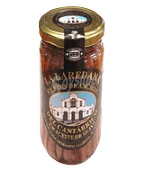 Laredana Filetes de anchoas en aceite oliva tarro 55 g