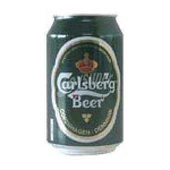 Carlsberg Cerveza Lata 33cl