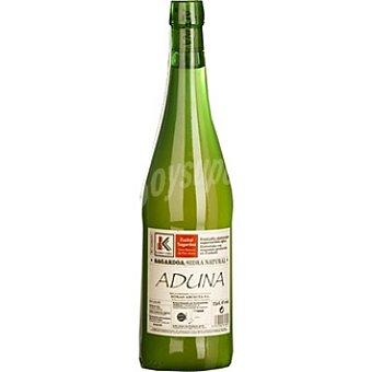 Aduna Sidra natural Botella 75 cl