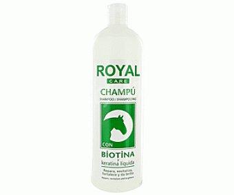 Royal Champú con biotina y keratina 1 litro
