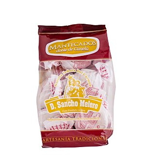 Don Sancho Melero Mantecado canela doble Bolsa 450 g