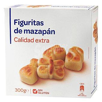Carrefour Marzipan figures 300 g