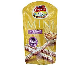 Campofrío Snack fuet de pavo 50g