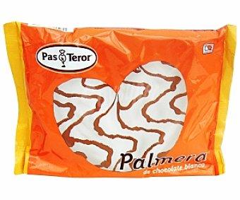 Pasteror Palmera de Chocolate Blanco 125 Gramos
