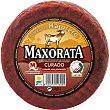 Queso de cabra curado con pimentón D.O. Majorero pieza 1 kg Maxorata