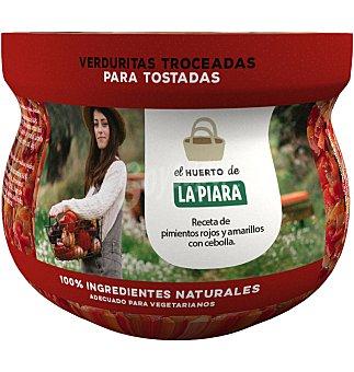 La Piara Verduritas rojo 180 g