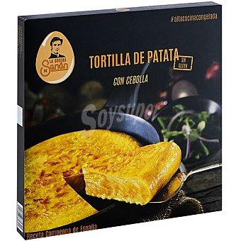 LA COCINA DE SENEN Gourmet Tortilla de patata sin gluten bandeja 700 g Bandeja 700 g