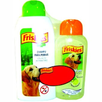 Purina Friskies Champú insecticida Bote 500 ml