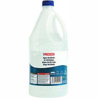 Eroski Agua Destilada 2l Eroski Botella 2 litros