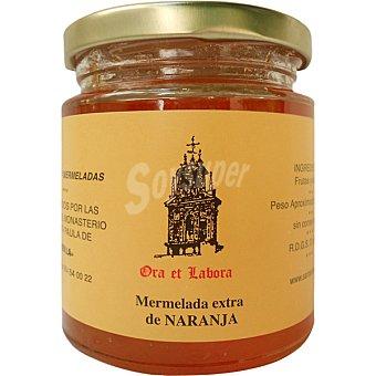ORA ET LABORA Mermelada de naranja amarga extra Tarro 300 g