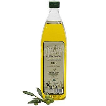 OLI D' ARBECA aceite de oliva virgen extra Arbequina botella 1 l