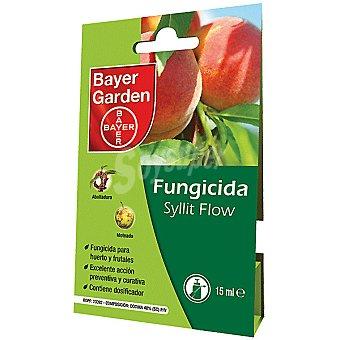 BAYER GARDEN Syllit Flow Fungicida de contacto ideal para la protección de cultivos frutícolas, hortícolas y ornamentales 15 ml 15 ml