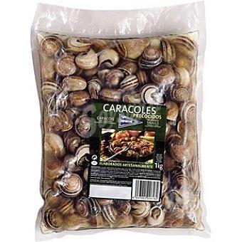 HIPERCOR caracoles precocidos bolsa 1 kg