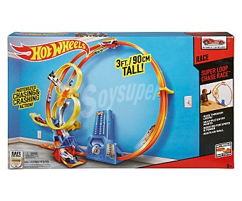 HOT WHEELS Circuito Megalooping 1 Unidad
