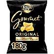 Patatas fritas lisas crujientes Bolsa 180 g Lay's Gourmet