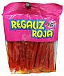 Regaliz roja Paquete de 200 g Kin regal