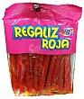 Regaliz roja Paquete de 200 g KIN REGAL