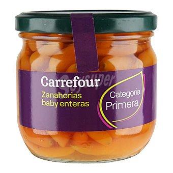 Carrefour Zanahorias baby enteras 215 g