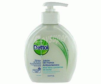 Dettol Jabón Manos Hidratante Antibacteriano 250ml
