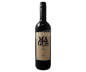 Magus Vino tinto joven con denominación de origen Ribera del Guadina (extremadura) Botella de 75 cl
