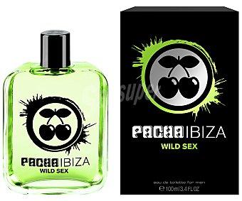 Pachá Ibiza Colonia para hombre Ibiza Wild Sex Frasco 100 ml