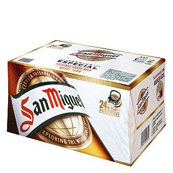 San Miguel Cerveza Especial Pack 24x25 cl