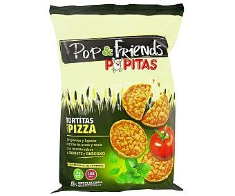 Borges pizza Pop&Friends Bolsa 60 g