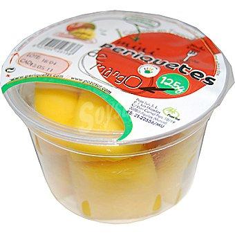 PERIQUETE Mango listo para tomar (contiene tenedor) Tarrina 125 g
