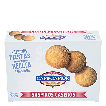 Campoamor Suspiros caseros 600 g