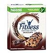 Cereales en barrita con chocolate fitness 6 uds x 23,5 g Fitness Nestlé