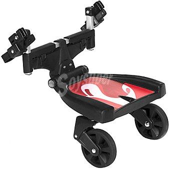 INNOVACIONES MS Patinete universal para silla de paseo en color negro