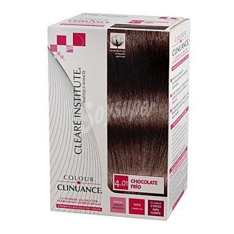 Color Clinuance Coloración Dermocapilar 4.01 Chocolate Frío 1 ud