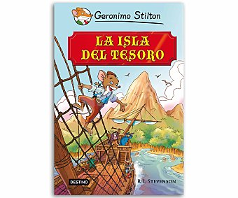 INFANTIL JUVENIL Gerónimo Stilton Grandes Historias: La isla del tesoro, gerónimo stilton, género: infantil, juvenil. Editorial: Destino. Descuento ya incluido en pvp. PVP anterior: