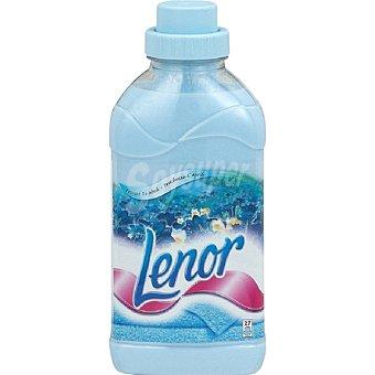 LENOR suavizante concentrado frescor de abril  botella 27 dosis