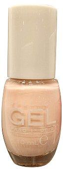 DELIPLUS Laca de uñas efecto gel Nº 671 rosa claro (manicura francesa) (paso 1º de 2) 1 unidad