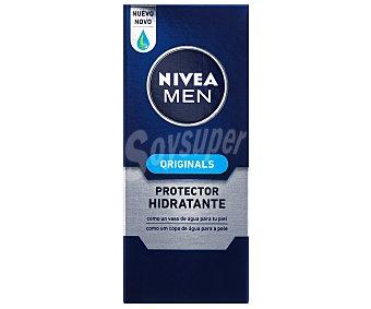 Nivea Crema facial hidratante para hombre 75 mililitros
